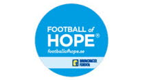 Football of hope