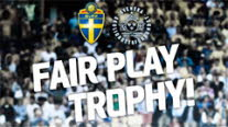 Landslagets Fair Play Trophy