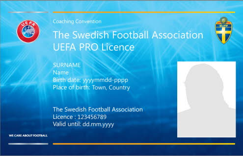 Mall UEFA Pro License
