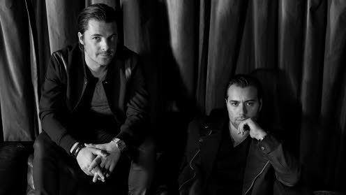 Axwell Λ Ingrosso. Foto: ATM Artists.