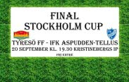 Final Stockholm Cup
