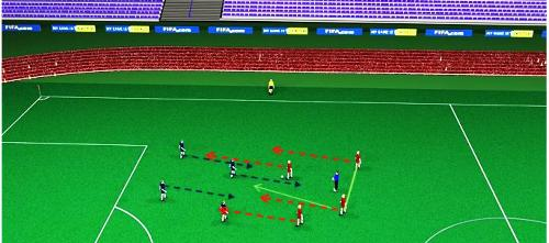 Exercise 17 - Offside (AR)