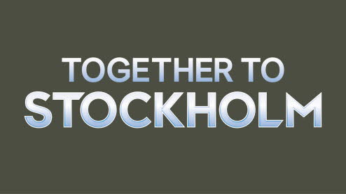 Together to Stockholm
